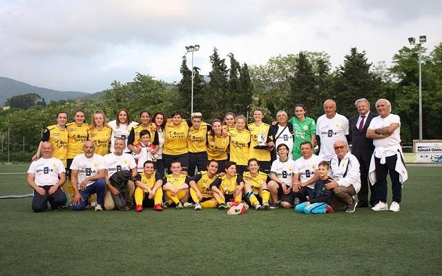 Calendario Calcio Femminile Serie B.Calcio Femminile La Picchi San Giacomo Rinuncia Alla Serie C